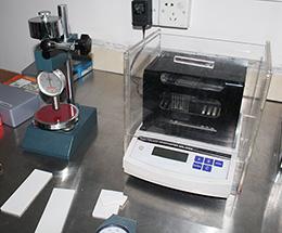 塑伯橡胶测量设备