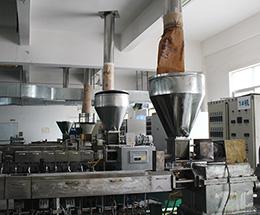 塑伯橡胶产品生产线