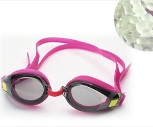 TPE潜水眼镜原料应用案例