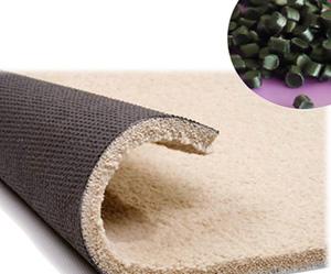 黑色tpe脚垫材料应用案例