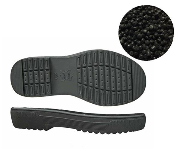 黑色TPR鞋底