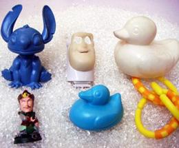 TPE/TPR塑胶公仔玩具料
